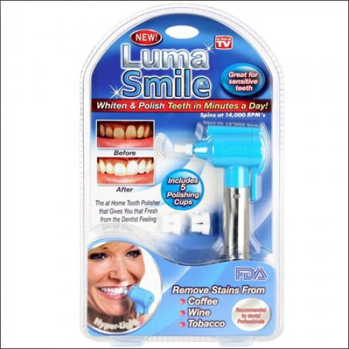 سفید کننده و پولیش دندان لوما اسمایل