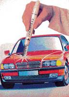 قلم تشخیص رنگ شدگی اتومبیل